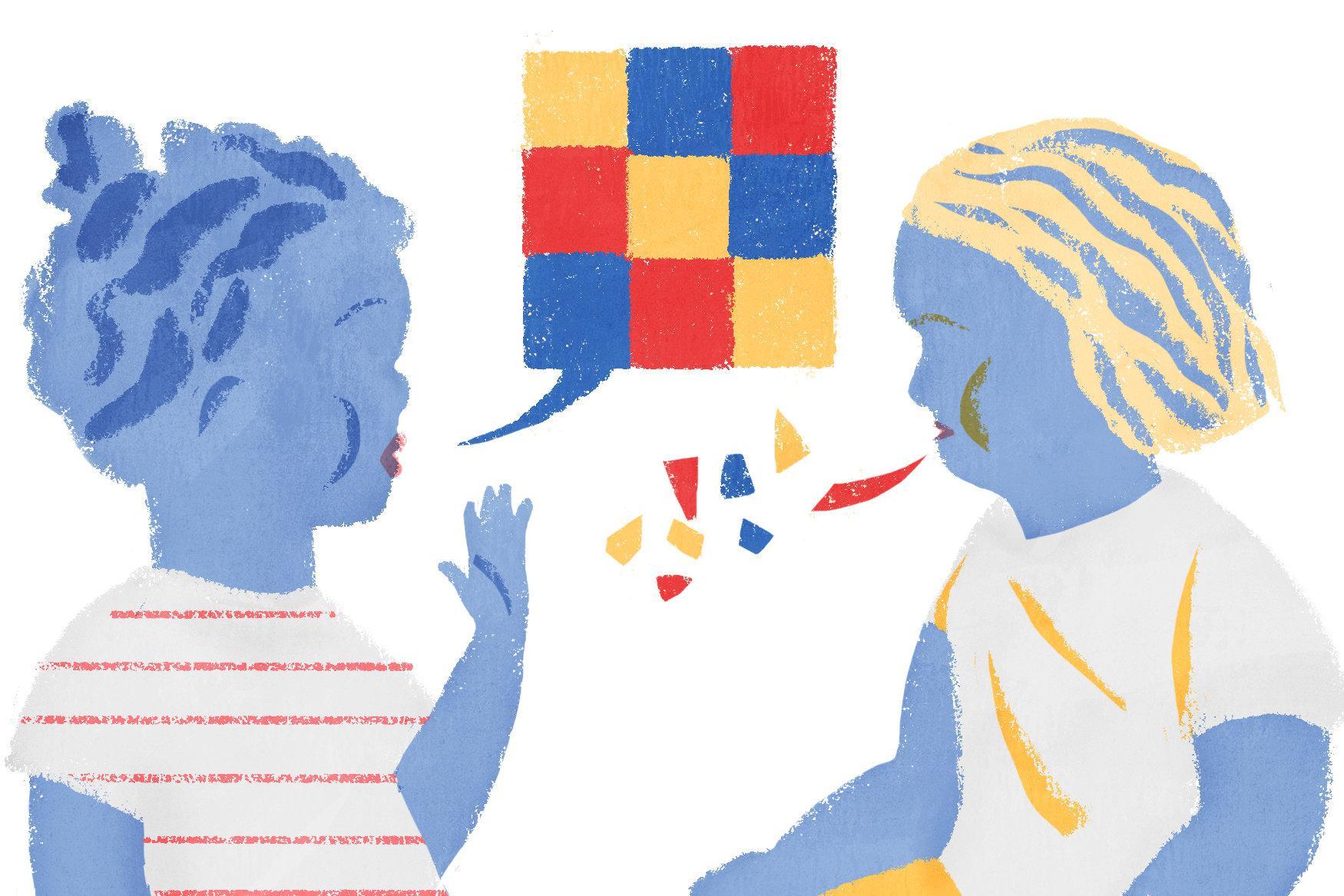 Речевые нарушения при шизофрении у детей.